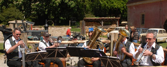 Musik Event Rotes Schloss